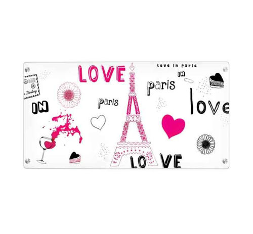Picture of LOVE PARIS DESK & CHIT CHAT CHAIR