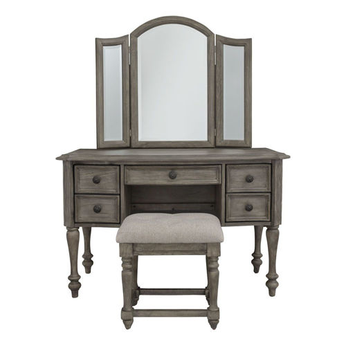 Picture of CARDEN VANITY & BENCH