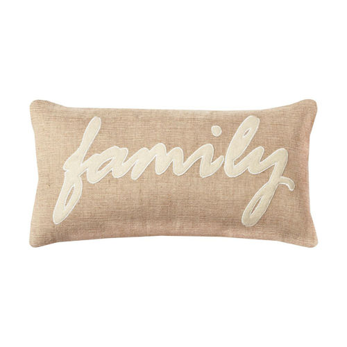 Picture of FEATHER THROW PILLOW