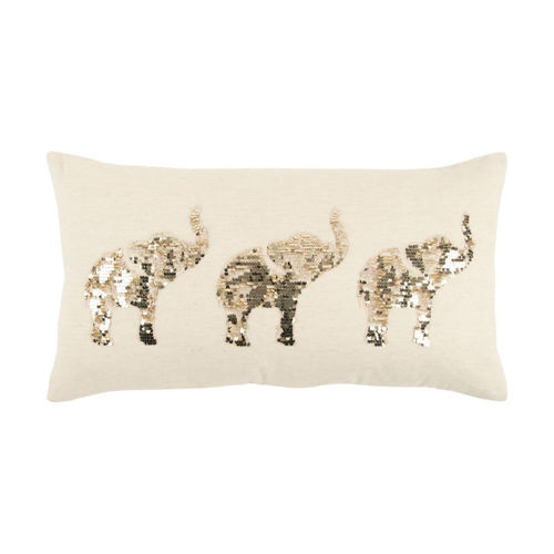 Picture of SEQUIN THROW PILLOW