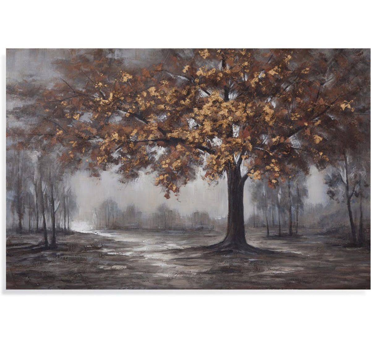 Picture of FALL LEAVES WALL ART