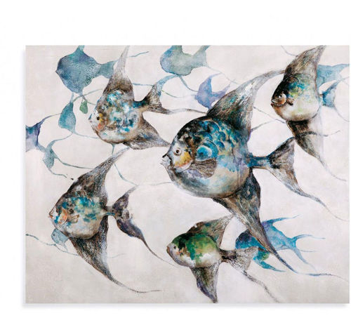 Picture of FISHES WALL ART