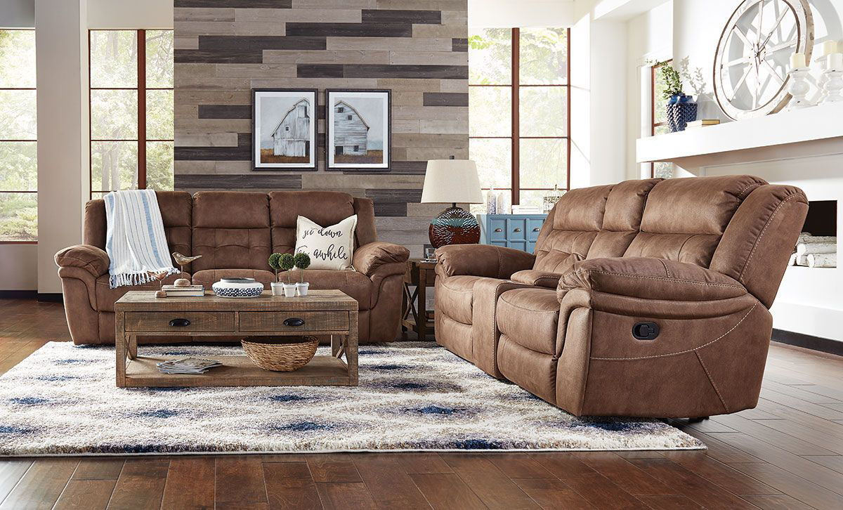 Picture of YUMA RECLINING SOFA