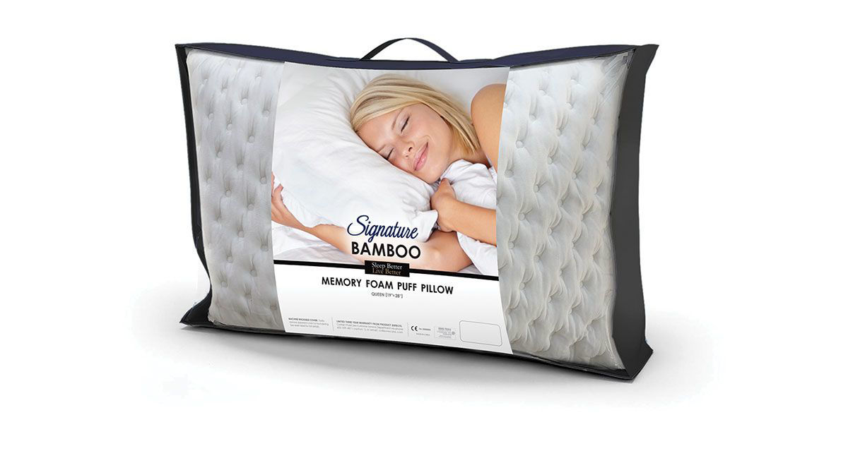 Picture of SIGNATURE STANDARD PILLOW