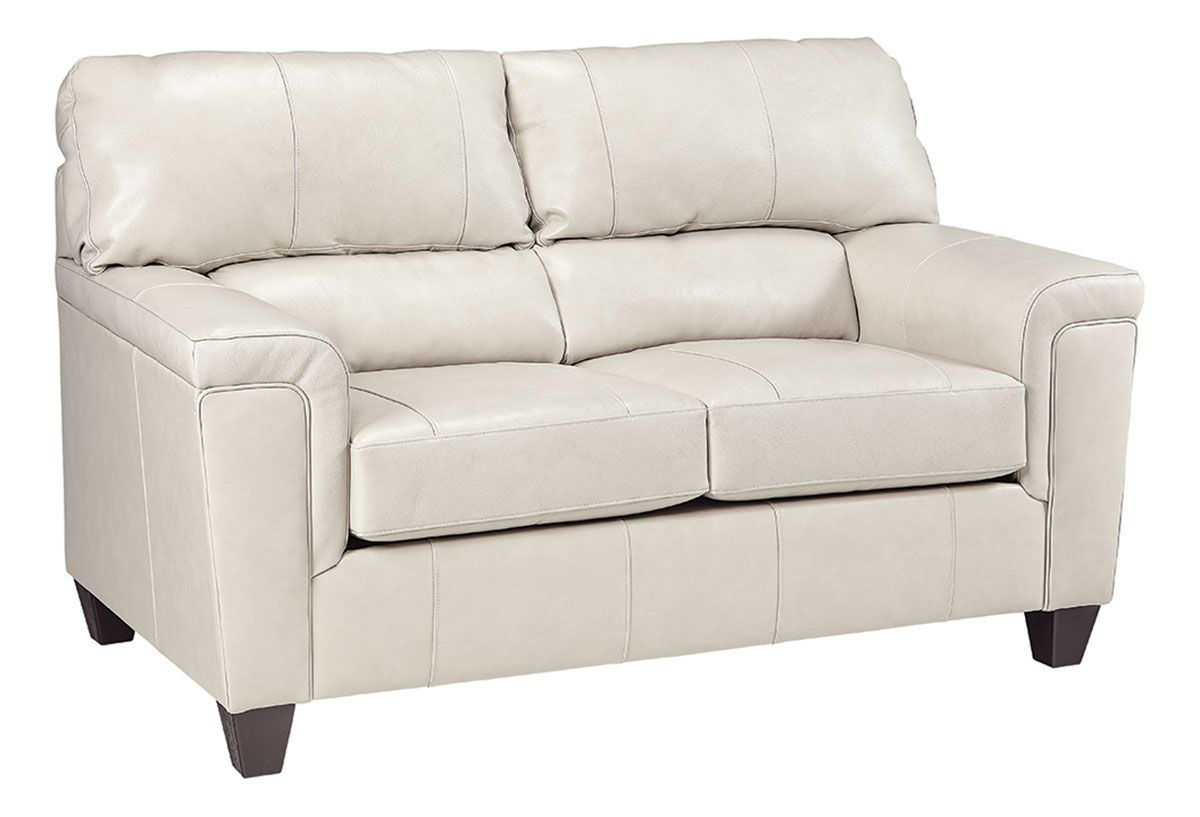 Picture of ASHER CREAM LOVESEAT