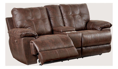 Picture of BADLANDS II RECLINING CONSOLE LOVESEAT