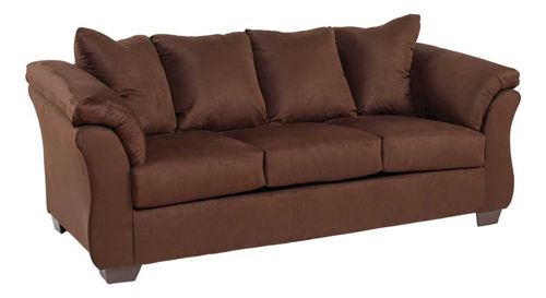 Picture of EMMA CHOCOLATE SOFA