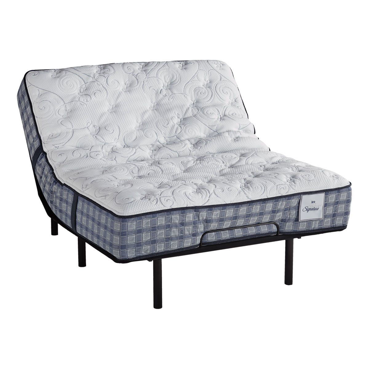 Picture of SERTA HAVENWOOD FIRM KING MATTRESS WITH FREE POWER BASE