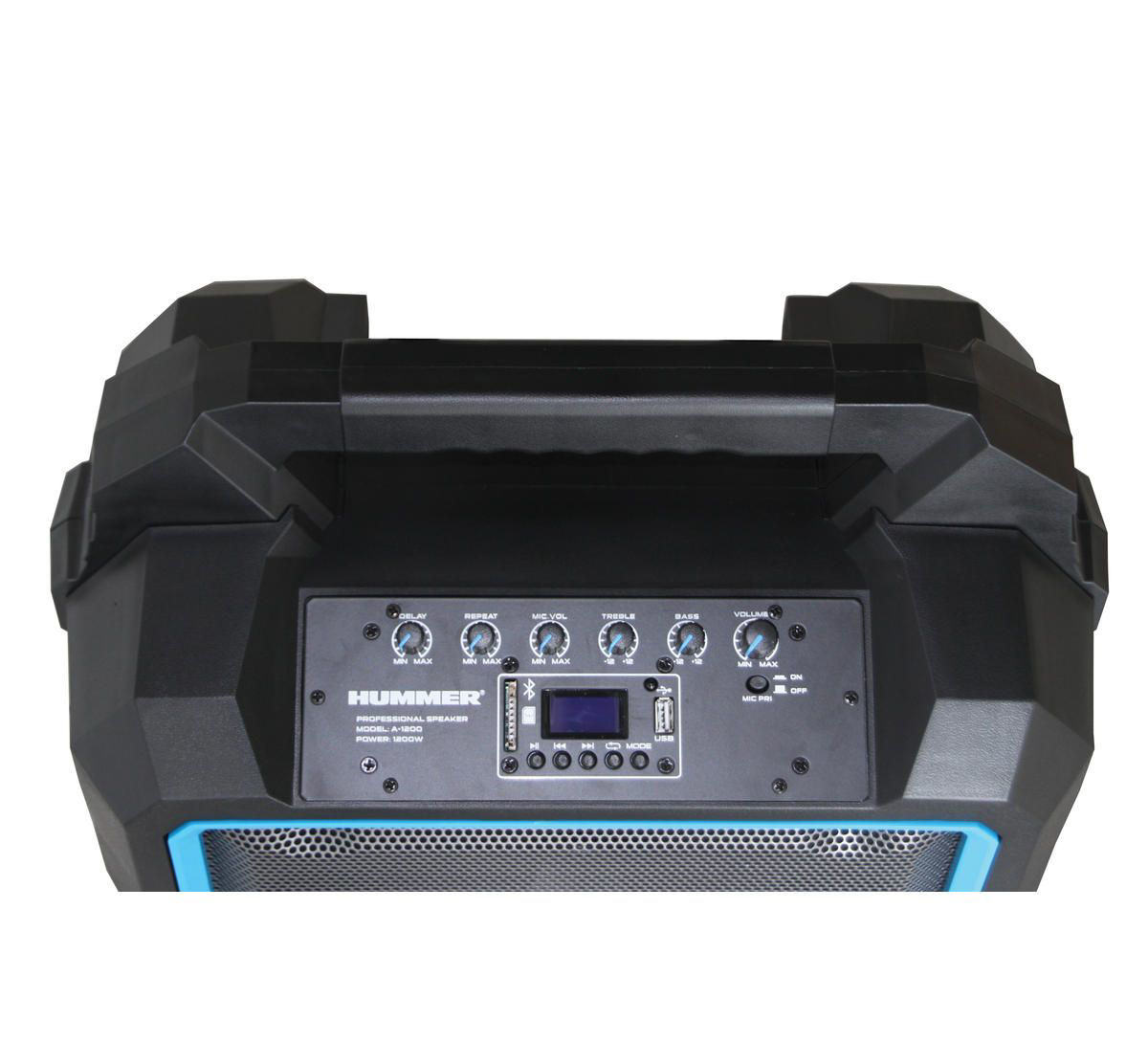 Picture of HUMMER PORTABLE BLUETOOTH SPEAKER
