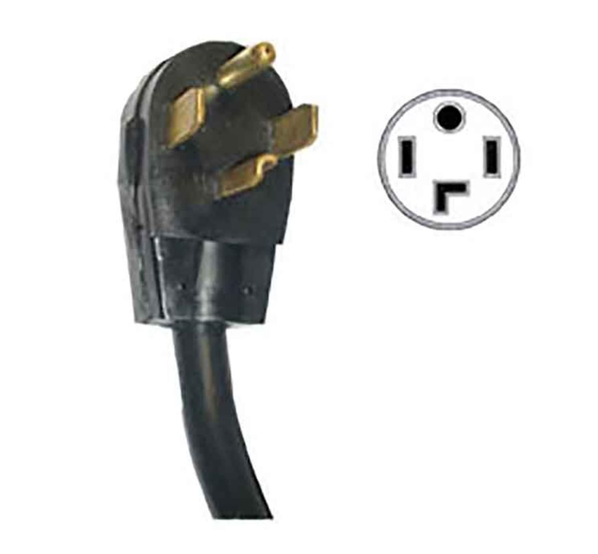 Picture of RES MARKETING 4 PRONG DRYER CORD