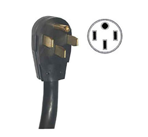 Picture of RES MARKETING 4 PRONG RANGE CORD