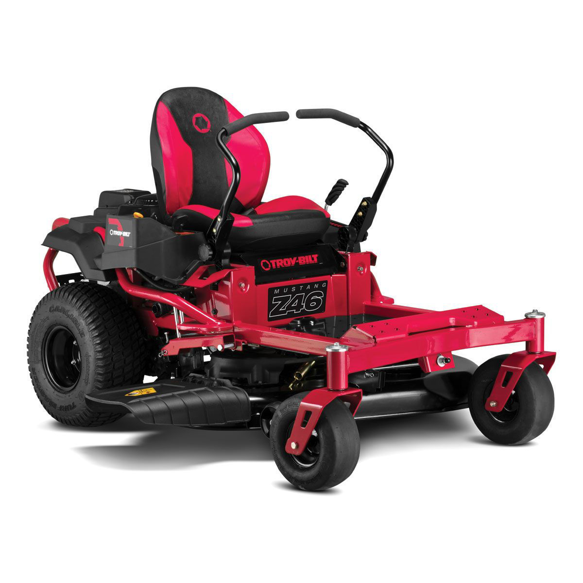 "Picture of TROY-BILT 46"" ZERO TURN RADIUS MOWER"