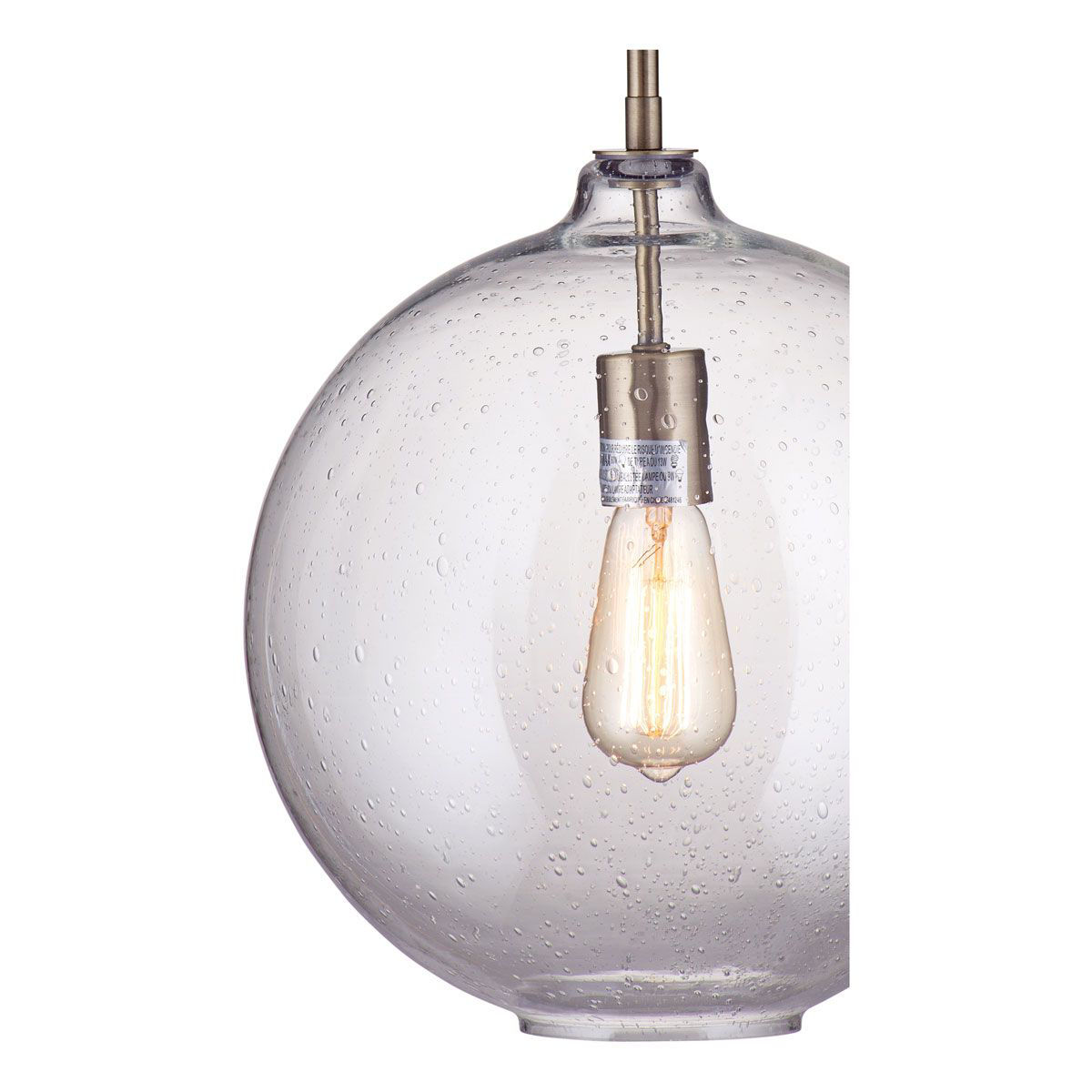 Picture of BLOWN GLASS PENDANT