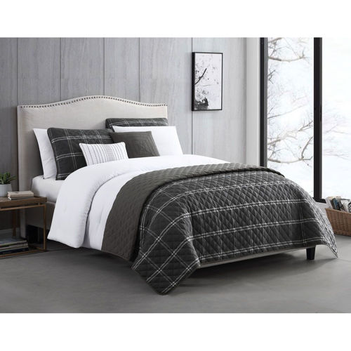 Picture of MODERN CLASSIC 8 PIECE QUEEN COMFORTER SET