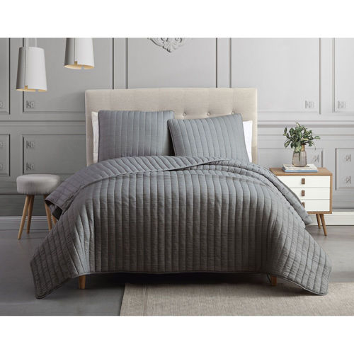 Picture of SUPER SOFT 3 PC KING COVERLET SET