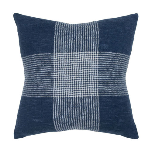 Picture of CROSSHAIR PRINTED COTTON THROW PILLOW