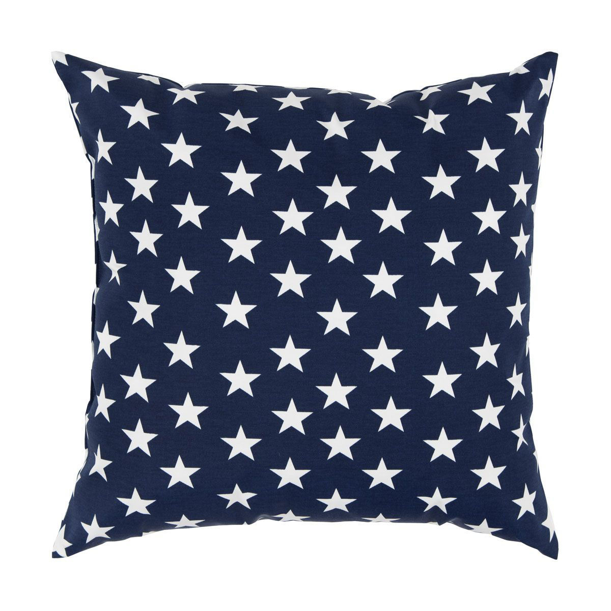 Picture of STAR PRINTED COTTON THROW PILLOW