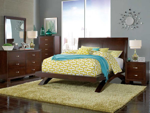 Picture of RAVEN BEDROOM SET