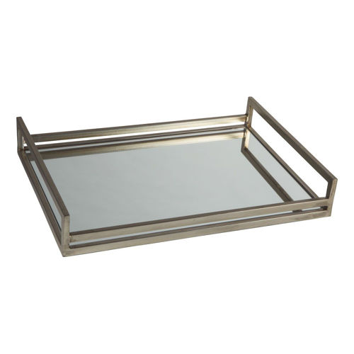 Picture of MIRRORED BOTTOM TRAY
