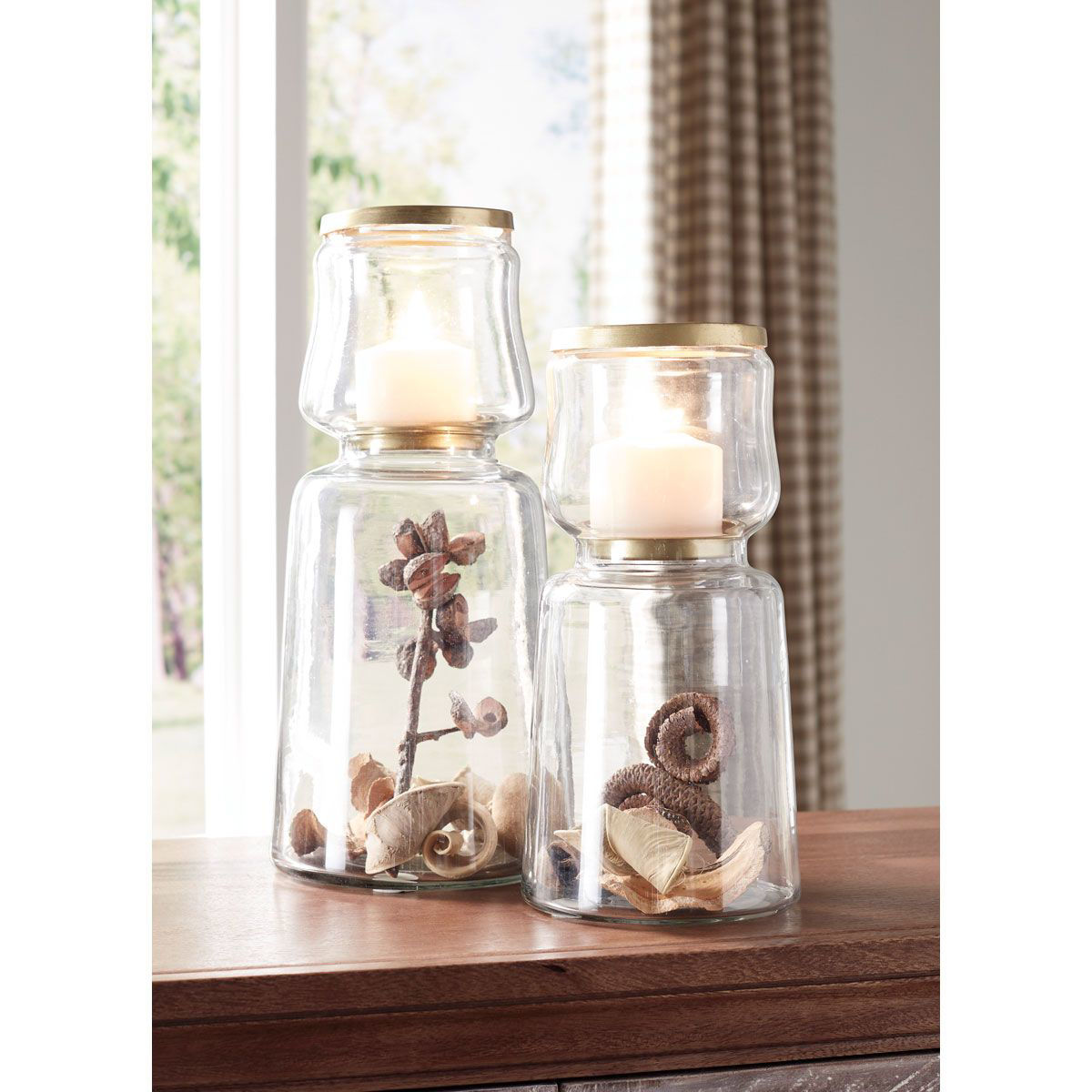 Picture of CANDLE HOLDERS (2/CN)