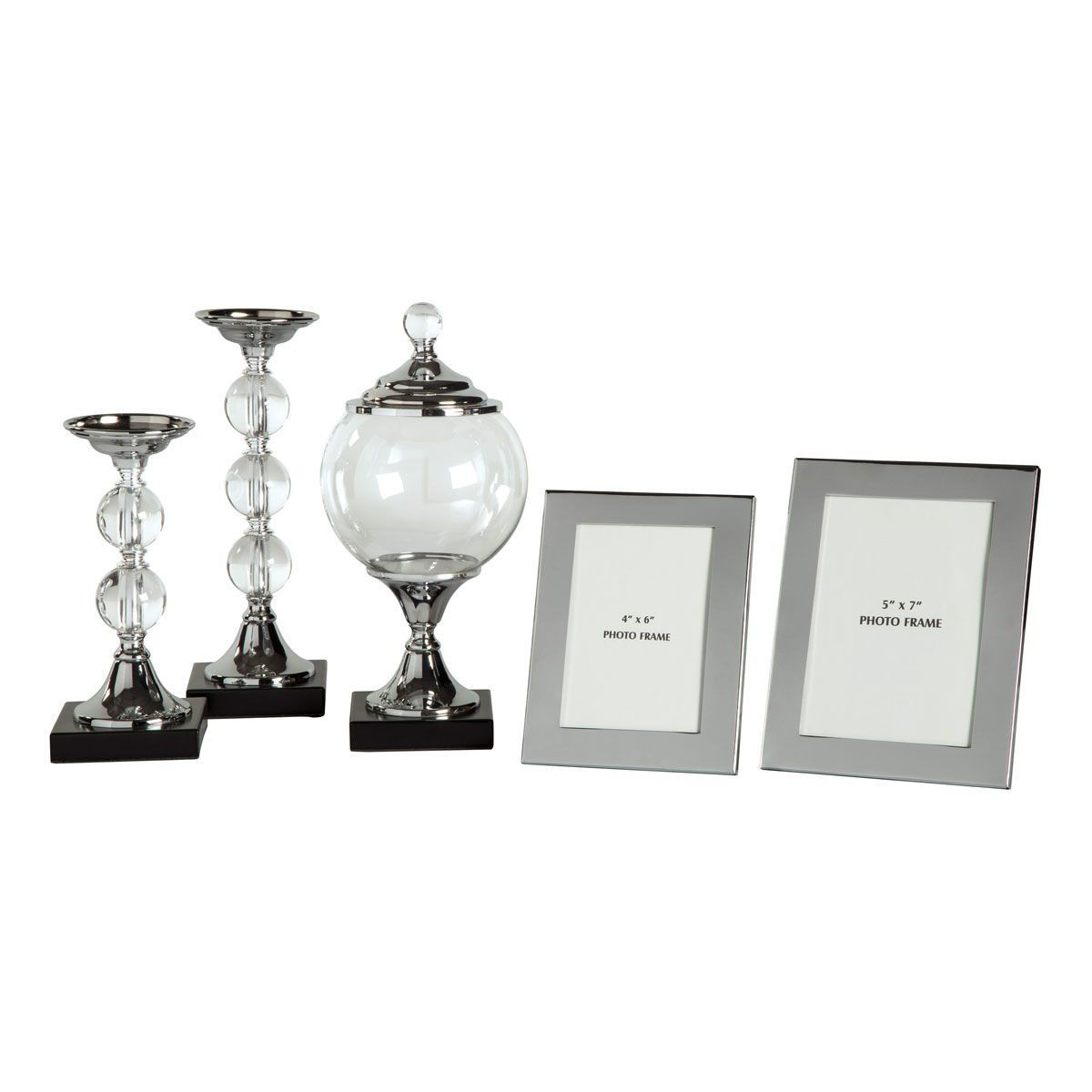 Picture of CRYSTAL GLOBE ACCESSORY SET (5/CN)