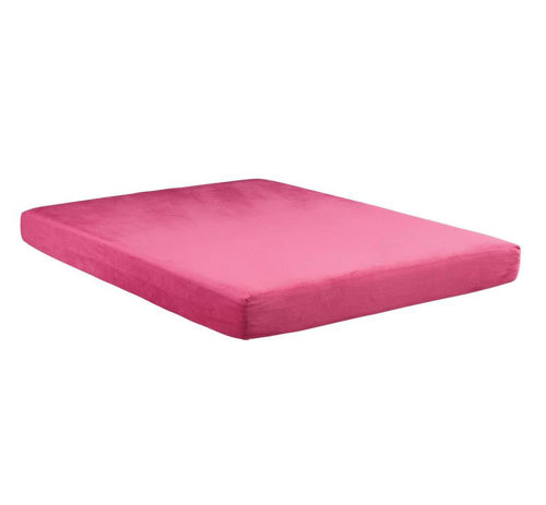 Picture of PINK MEMORY FOAM TWIN MATTRESS/FOUNDATION