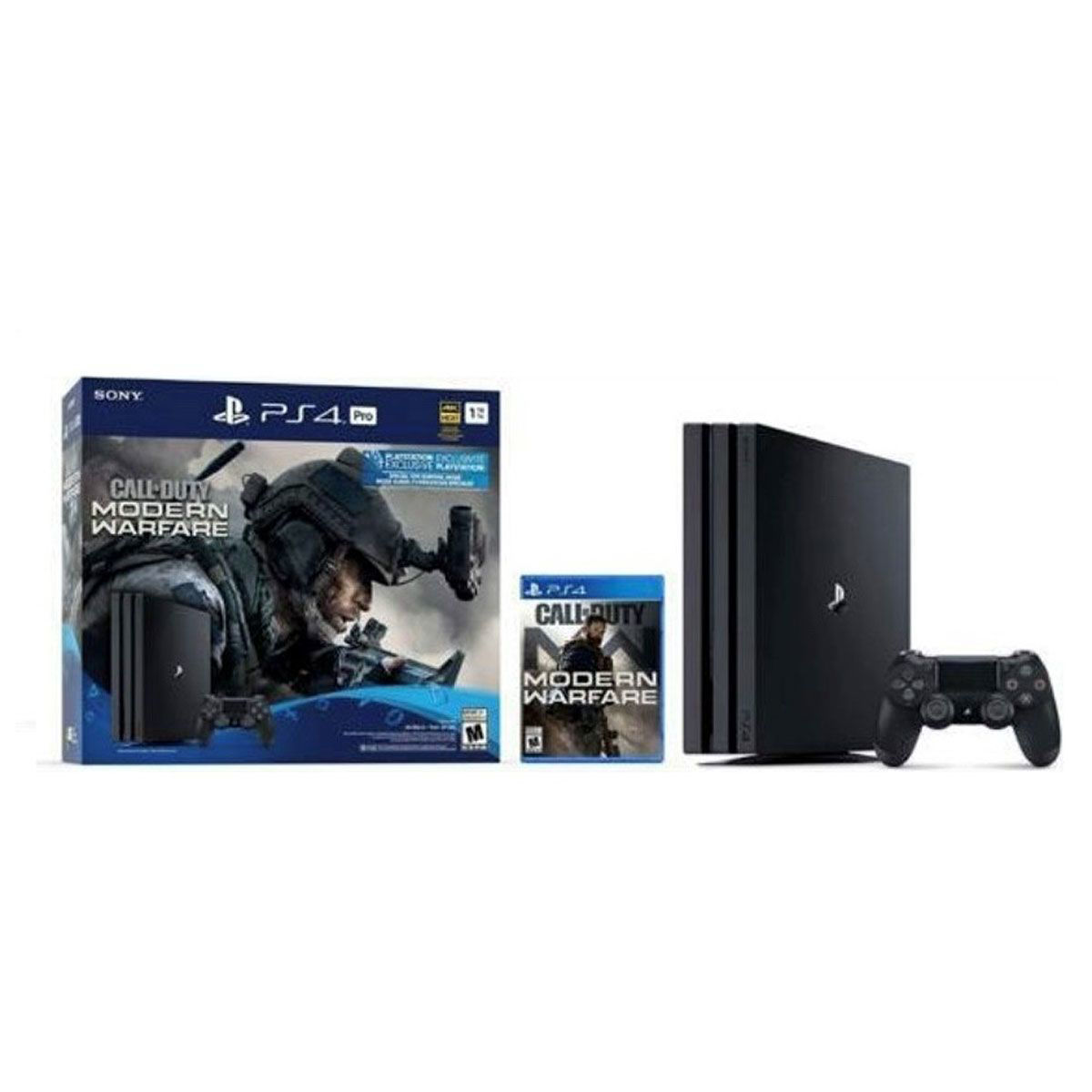 Picture of SONY PS4 PRO + CALL OF DUTY