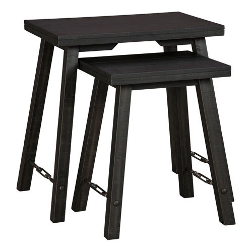 Picture of SQUARE TOP TABLE SET