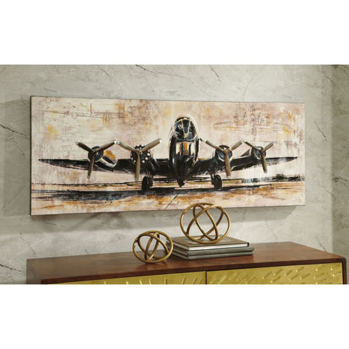 Picture of PLANE WALL ART