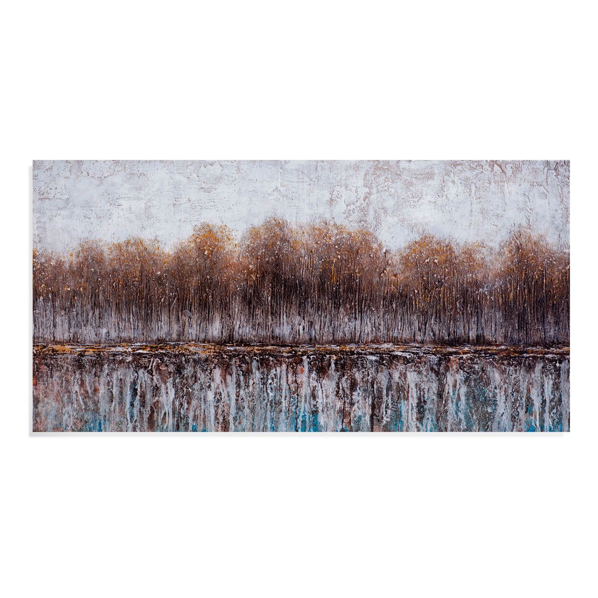 Picture of GOLDEN LAKE WALL ART