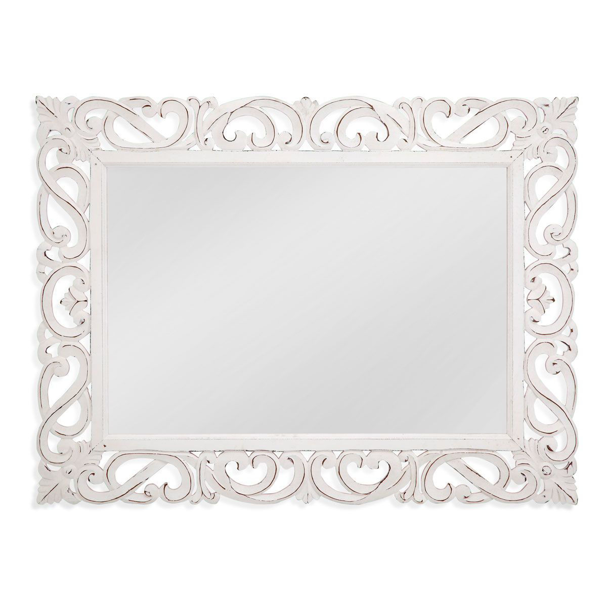 Picture of SCROLLWORK MIRROR