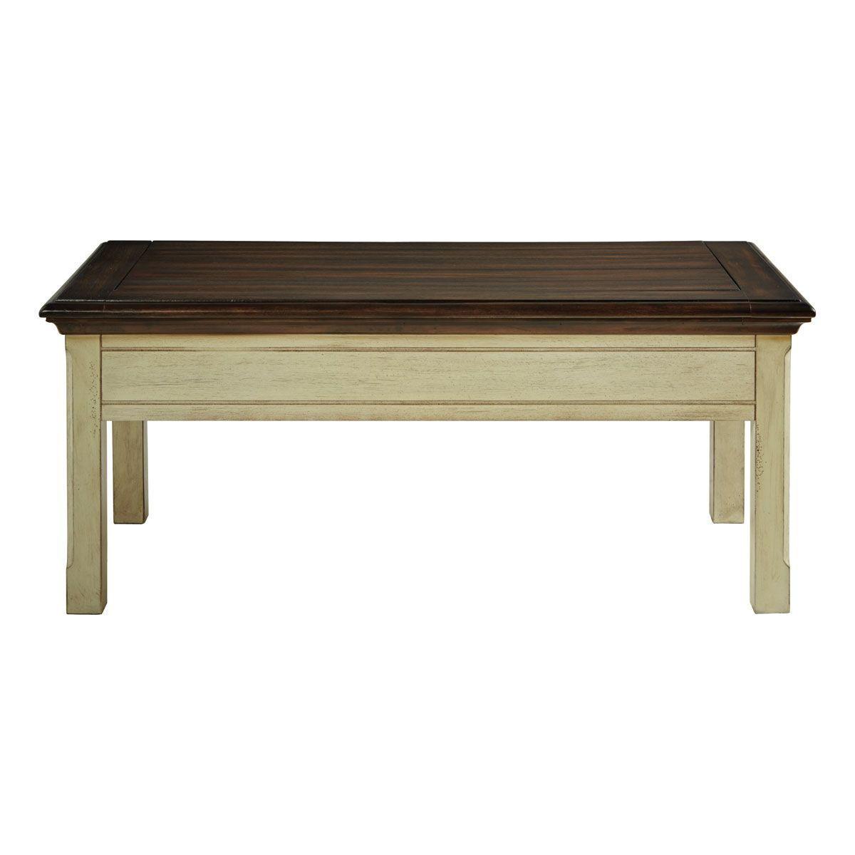 Fairhope Storage Coffee Table Badcock Home Furniture More
