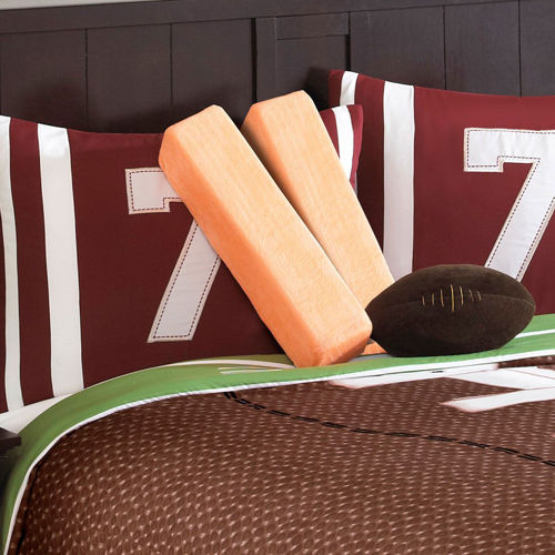 Picture of FOOTBALL REVERSIBLE SPORTS LINEN SET