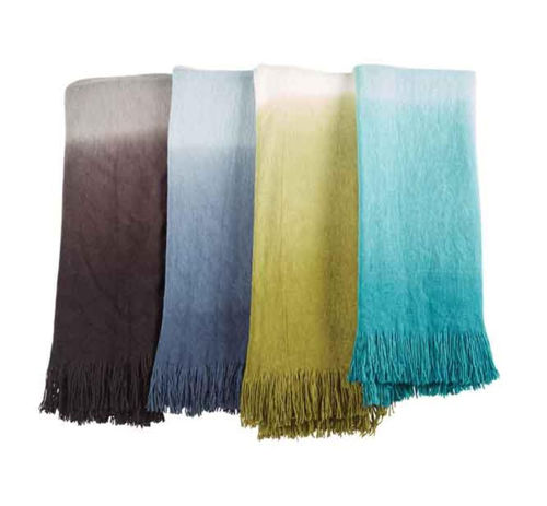 Picture of OMBRE THROW BLANKET