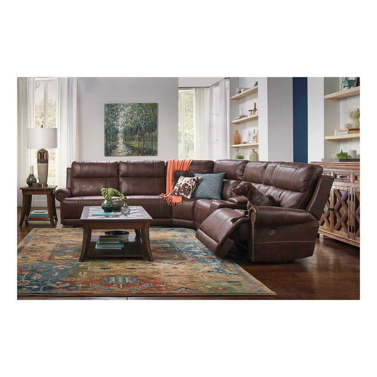 Picture of HENDERSON 6 PIECE SECTIONAL