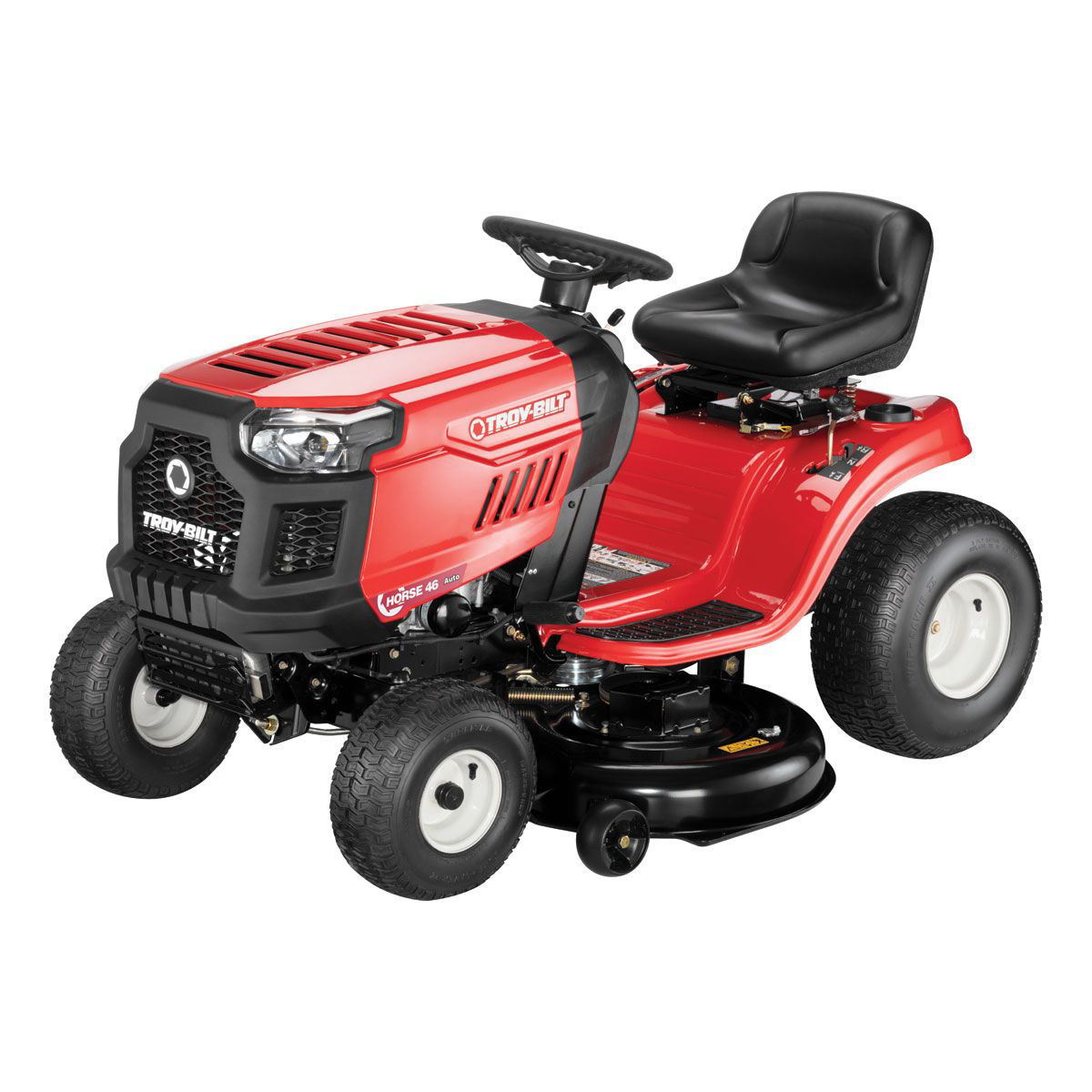 "Picture of TROY-BILT 46"" AUTO LAWN TRACTOR"