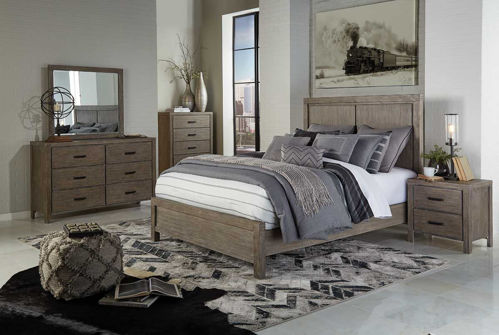 Picture of SAWYER BEDROOM SET