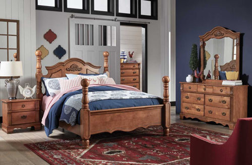 Picture of SUGAR PALMS  BEDROOM SET