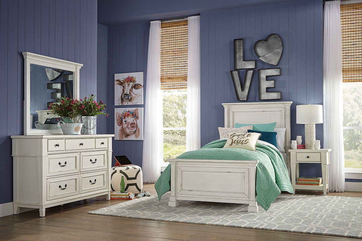 Picture of HANNAH  BEDROOM SET