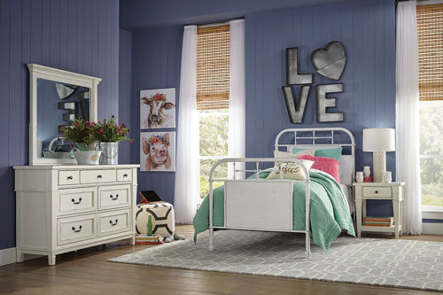 Picture of HARPER  BEDROOM SET