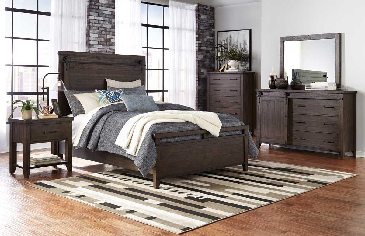 Picture of NASHVILLE BEDROOM SET