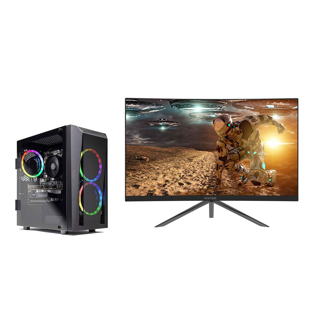 Picture of SKYTECH BLAZEII GAMING PC BUNDLE