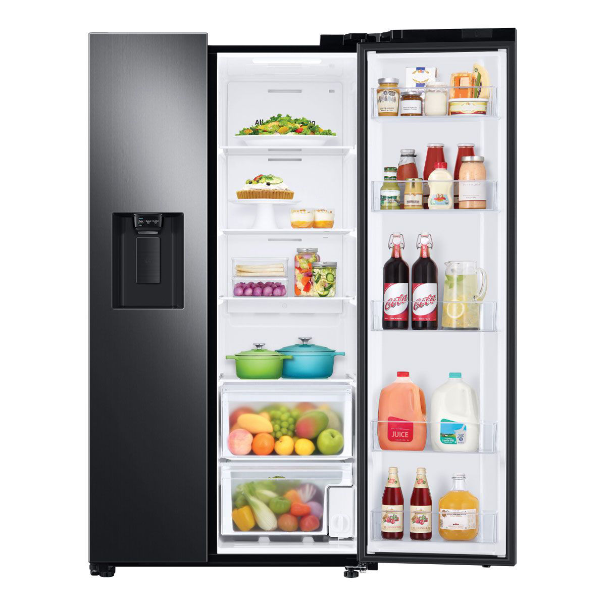 Picture of SAMSUNG SIDE BY SIDE REFRIGERATOR
