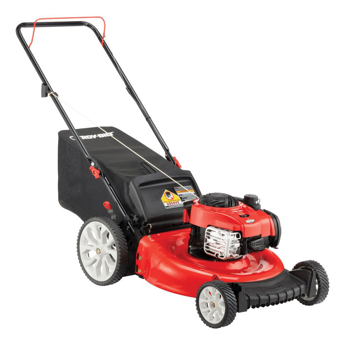 "Picture of TROY-BILT 21"" HIGH WHEEL PUSH MOWER"