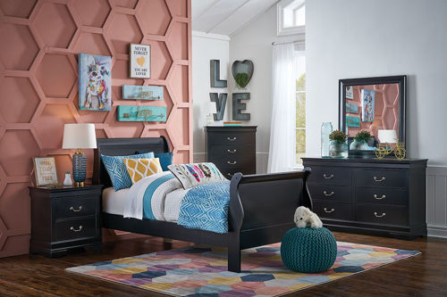 Picture of CARRINGTON II BEDROOM SET
