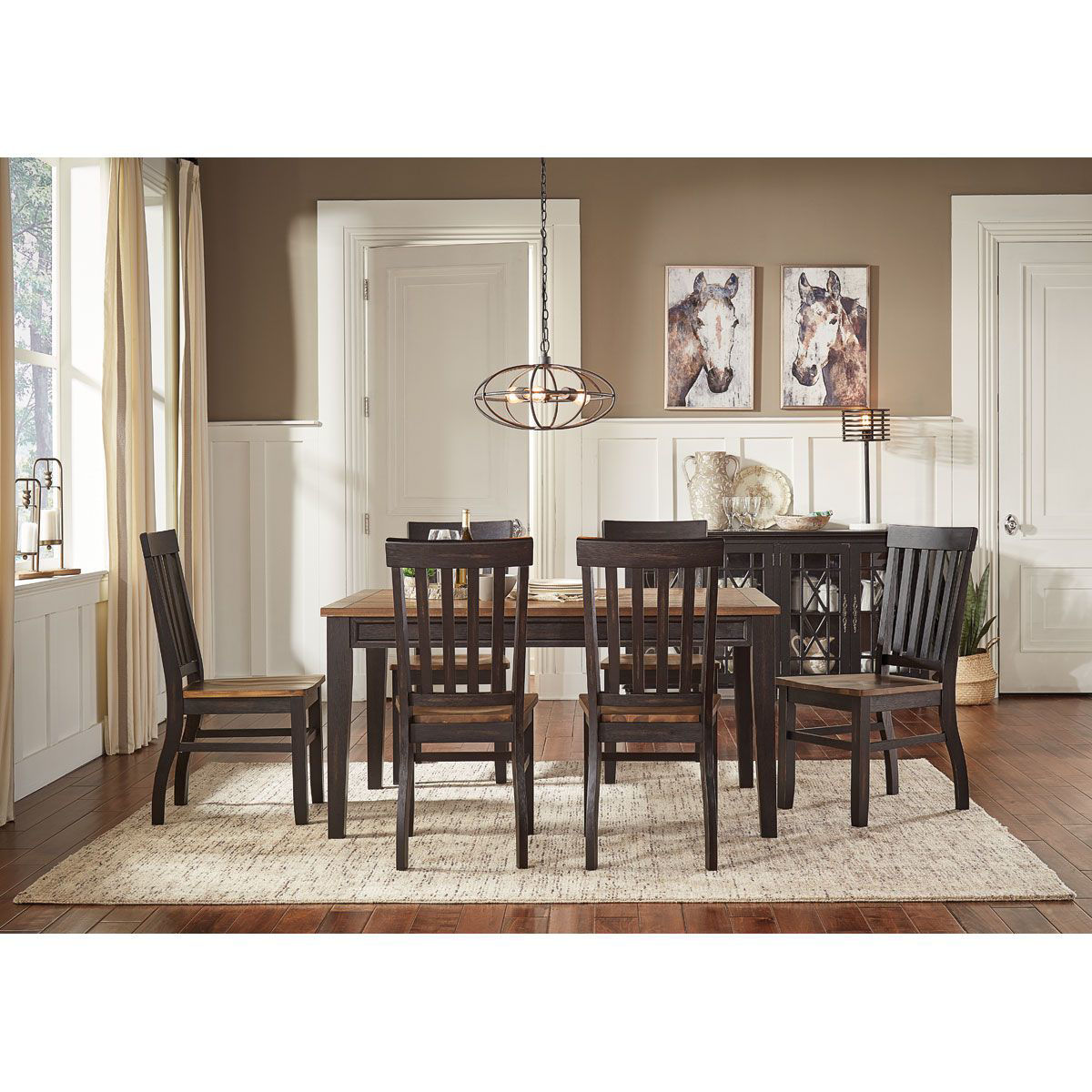 Picture of DEMPSEY DINING TABLE