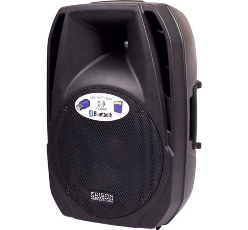 Picture of EDISON PROFESSIONAL BLUETOOTH SPEAKER/W STAND
