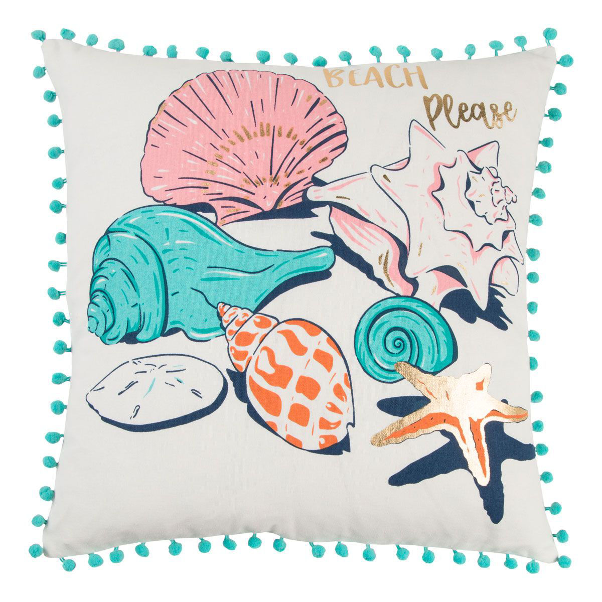 Picture of SEASHELL PILLOW