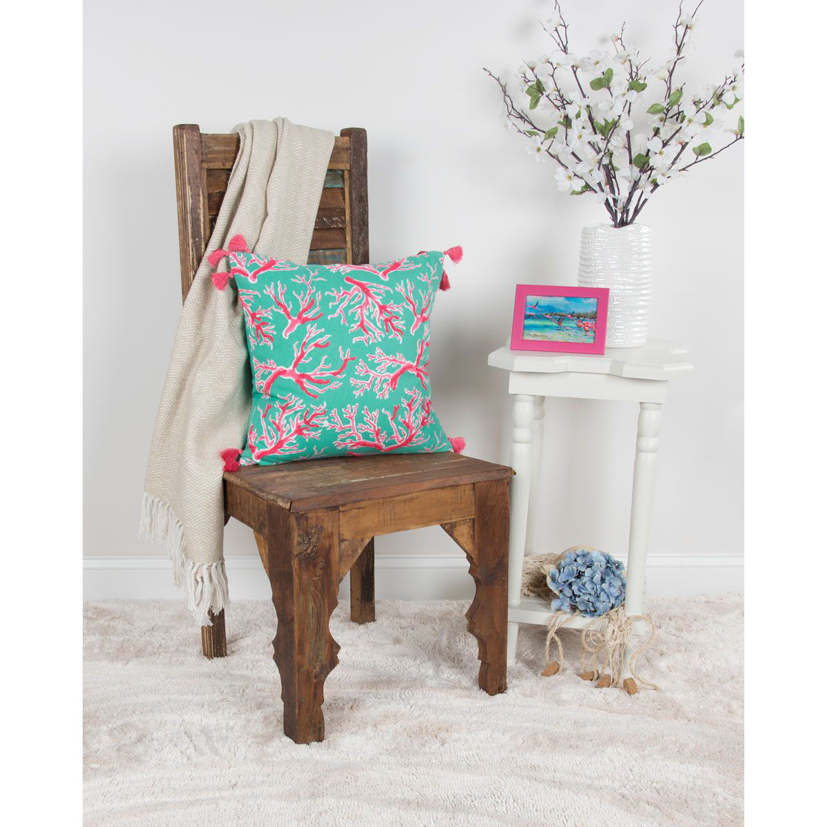 Picture of CORAL PILLOW