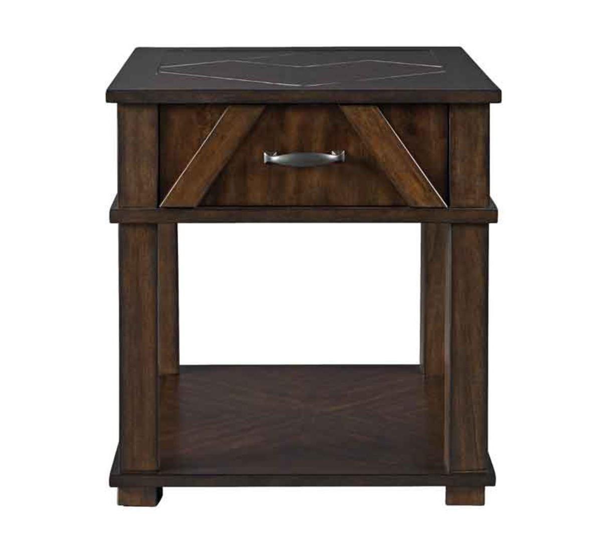 Picture of FOXCROFT END TABLE